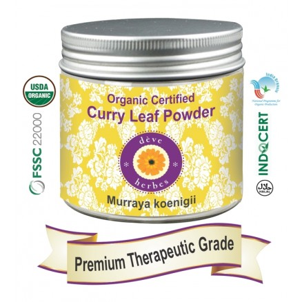 Pure Curry Leaf Powder