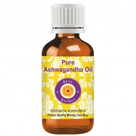 Pure Ashwagandha Oil