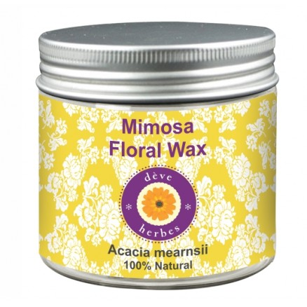 Pure Mimosa Floral Wax