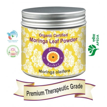 Pure Moringa Leaf Powder