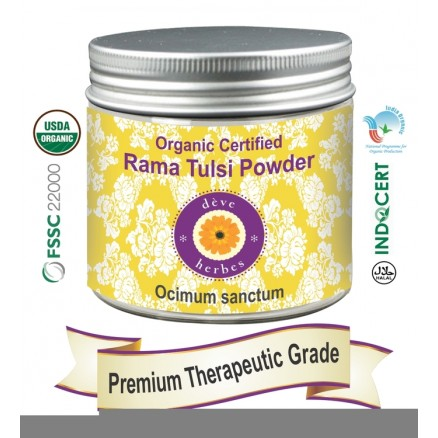 Pure Rama Tulsi Powder